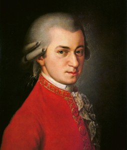 This is what Mozart may have looked like