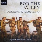 for the fallen cover